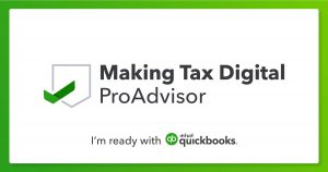 Bawtry Accountant Quickbooks Making Tax Digital MTD